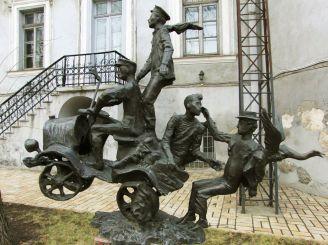 Сад скульптур, Одеса
