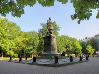 Monument to Prince Vorontsov