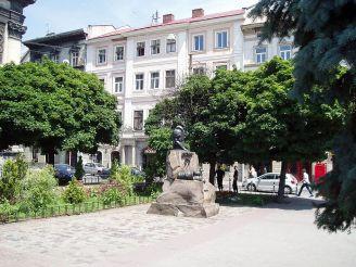 Площа Івана Підкови