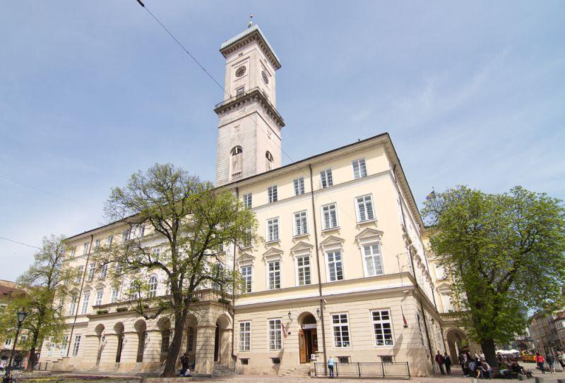 Ратуша, Львів — фото, опис, адреса