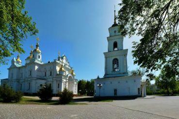 Свято-Успенский кафедральный собор, Полтава