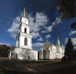 Свято-Успенський кафедральний собор, Полтава