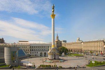 Монумент Незалежності України, Київ