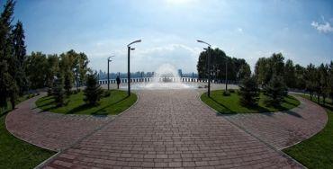 Soniachnyi Quay