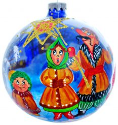Factory Christmas Ornaments, Klavdiievo-Tarasove