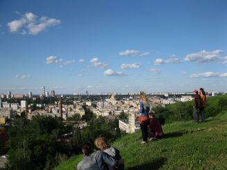 Гора Щекавиця, Київ
