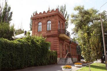 The Memorial House Museum named after Dmytro Yavornytskyi