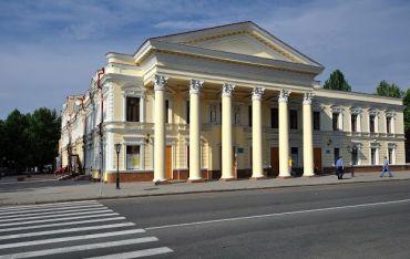 Николаевский академический художественный русский драматический театр