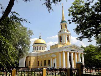 Спасо-Преображенский кафедральный собор (Днепропетровск)