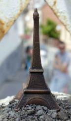 Скульптура Ейфелева вежа, Ужгород