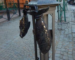 Скульптура Малий Уж, Ужгород