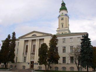 Дрогобицька ратуша