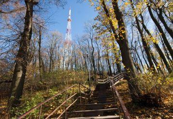 Гора «Високий замок» (Замкова гора), Львів