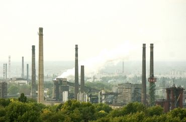 Evraz – Dnipropetrovsk Metallurgical Plant named after Petrovsky