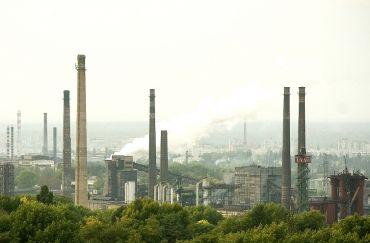 ЕВРАЗ – Днепропетровский металлургический завод им. Петровского