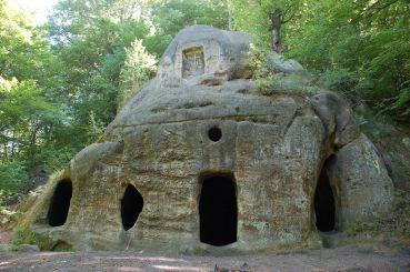 Пещерный монастырь, Розгирче