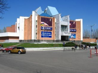 The Dnipropetrovsk Aerocosmic Museum of the National Centre of Aerocosmic Education of Youth