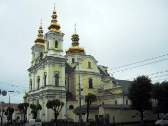 Преображенский собор, Винница