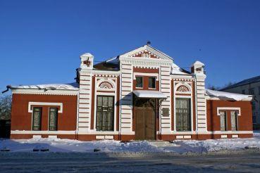 Графський театр у Павлограді