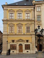 Дворец Бандинелли, Львов