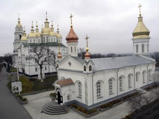 Exaltation of the Holy Cross Monastery