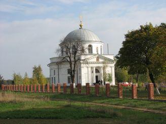 Николаевская церковь в Диканьке