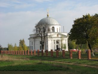 Миколаївська церква, Диканька