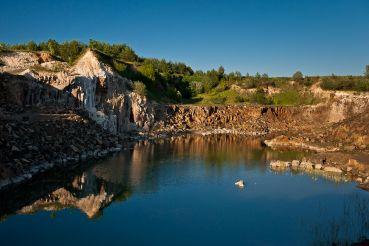 Basalt Columns Geological Reserve