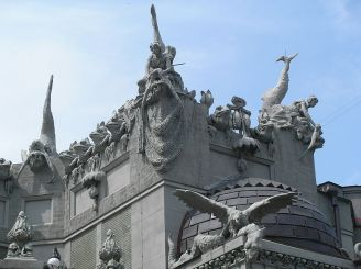 House with Chimaeras