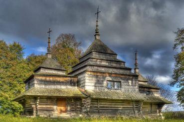 Церква Святого Василя Великого, Черче