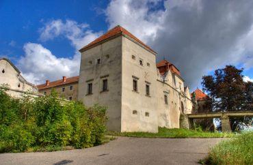 Свиржский замок, Свирж