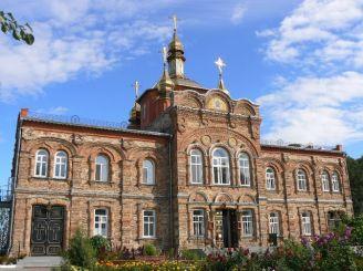 Путивль. Комплекс Софронієвського монастиря