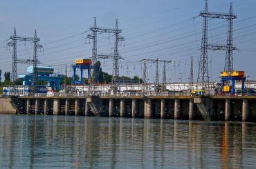Кременчугская ГЭС