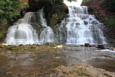 Джуринский водопад, Нырков