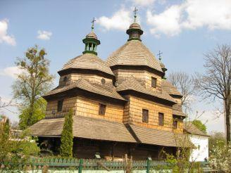 Церква Святої Трійці, Жовква