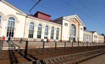 Залізничний вокзал, Вінниця
