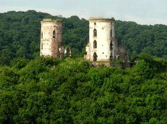 Червоногородский замок, Нырков