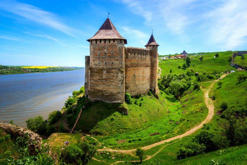 Image result for хотин фортеця