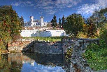 Дворец Кенига (Шаровский замок), Шаровка