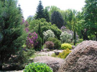 Ботанический сад Харьковского национального университета, Харьков