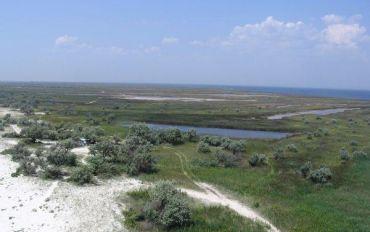 Остров Джарылгач, Скадовск