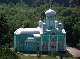 Свято-Николаевский Мукачевский монастырь