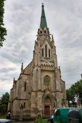Jesuit Сhurch in Chernivtsi