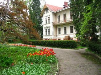 Botanical Garden of Chernivtsi National University