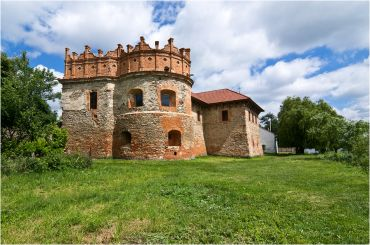Староконстантиновский замок, Староконстантинов