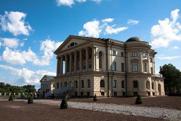Rozumovsky Palace in Baturyn