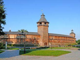 Цитадель Батуринской крепости, Батурин