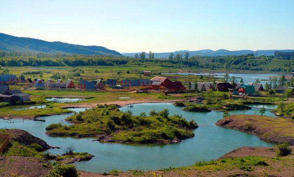 Man Made Lake Properties
