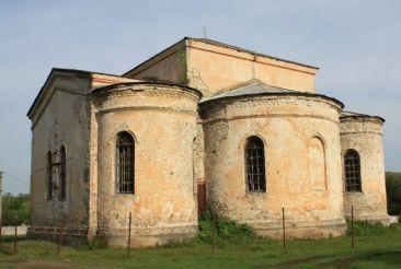 Assumption Church, Ozaryntsi