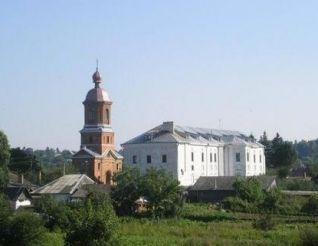Покровський монастир, Бар